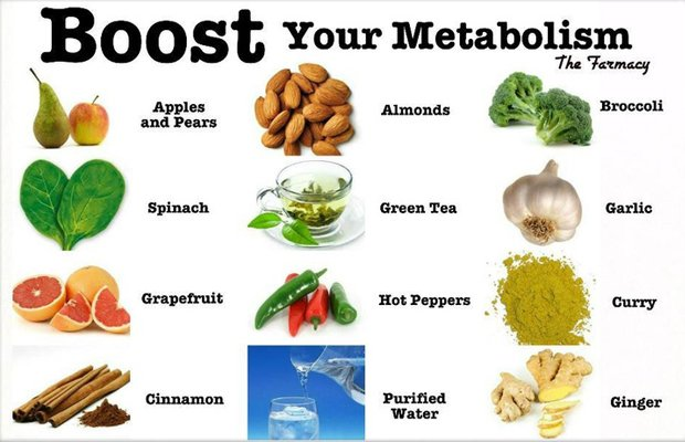 Does muscle increase your metabolism